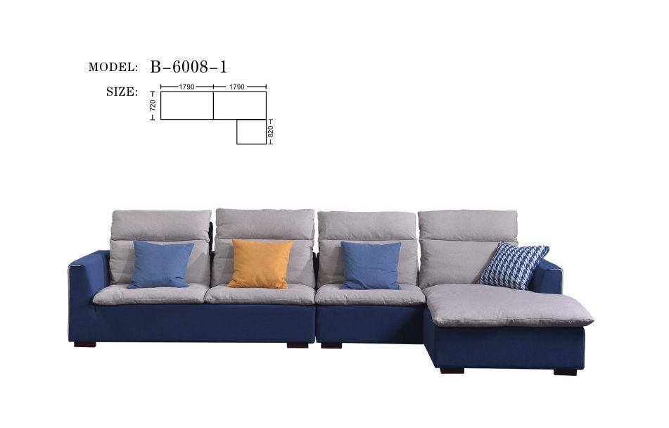 沙发 B-6008-1 (特价)